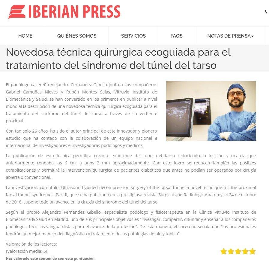 Publicaciones en prensa 10